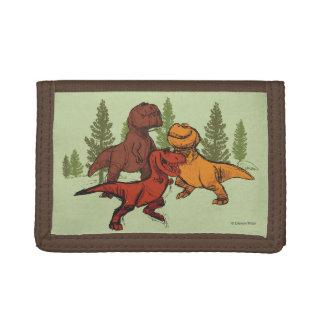 Ranchers Sketch Tri-fold Wallet