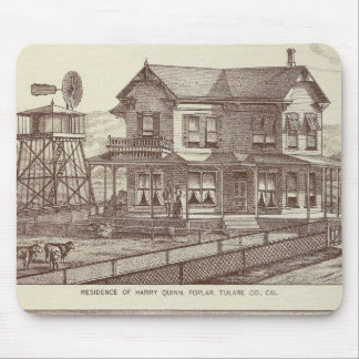 Ranches, Poplar, Cal Mouse Pad