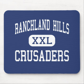 Ranchland Hills Crusaders Middle El Paso Mouse Pad