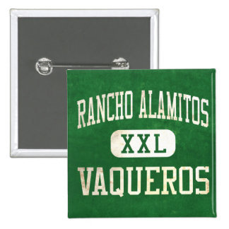 Rancho Alamitos Vaqueros Athletics Buttons