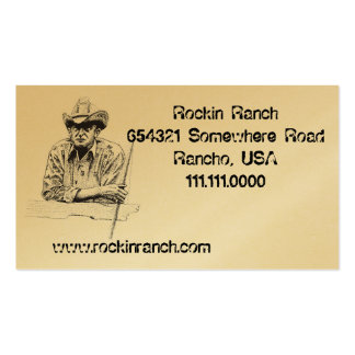 Rancho Business Cards