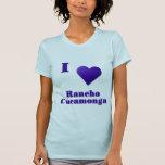 Rancho Cucamonga -- Azul de medianoche Camiseta
