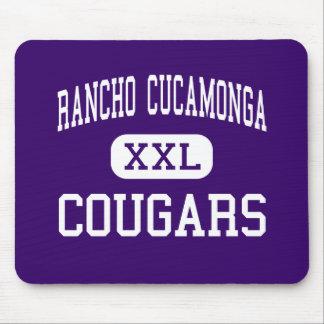 Rancho Cucamonga - Cougars - Rancho Cucamonga Mouse Pads