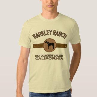 Rancho de Barkley Playera