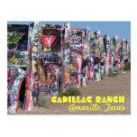 Rancho de Cadillac Postal