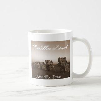 Rancho de Cadillac Taza De Café