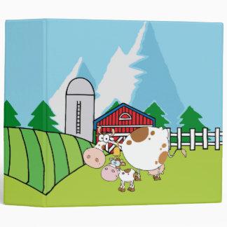 Rancho de ganado de la montaña
