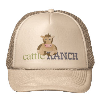 Rancho de ganado gorro