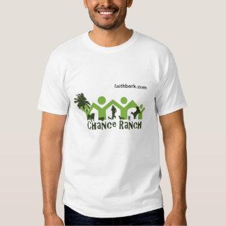 """Rancho de la ocasión…"""" La camiseta de los hombres Playera"""