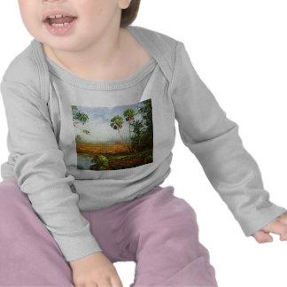Rancho de la palmera camisetas