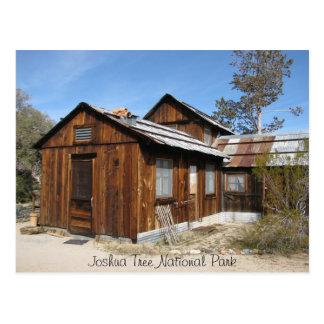 Rancho de las llaves, yuca tarjeta postal