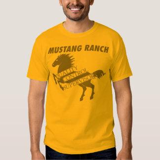 Rancho del mustango - supervisor del control de playeras