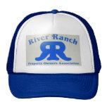 Rancho del río gorros