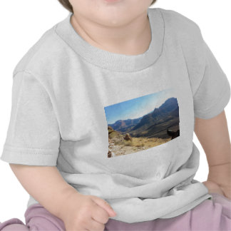 Rancho del sur del fantasma del parque nacional de camisetas