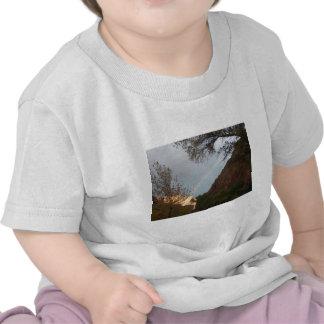 Rancho del sur del fantasma del parque nacional de camiseta