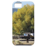 Rancho en caída iPhone 5 cárcasa