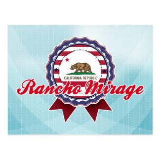 Rancho Mirage, CA Postcard