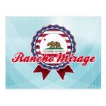 Rancho Mirage, CA Tarjetas Postales