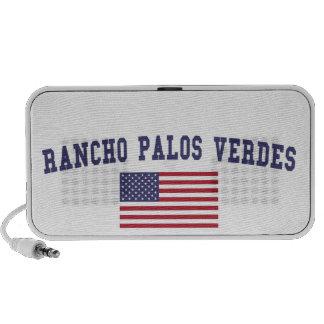 Rancho Palos Verdes US Flag Speaker