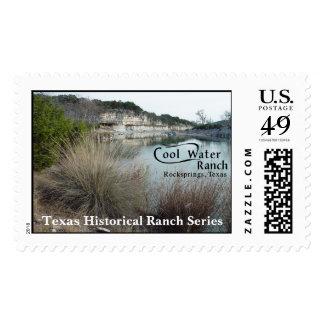 Rancho Rocksprings Tejas del agua fresca