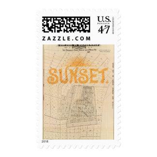 Rancho San Jose de Buenos Aires Stamp