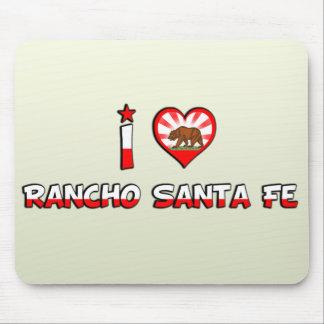 Rancho Santa Fe, CA Mouse Pad