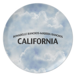 Ranchos California de Bonadelle Rancho-Madera Plato