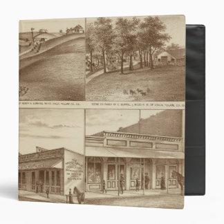 Ranchos de Tulare Co, oficinas