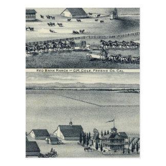 Ranchos del col postales