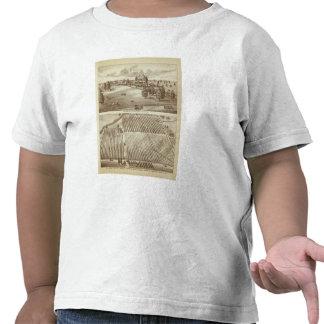 Ranchos, Visalia, Tulare, caloría Camisetas