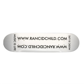 Rancid Child Skateboard