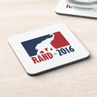 Rand 2016 Pro GOP Candidate Design Drink Coaster