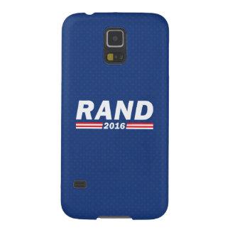 Rand 2016 (Rand Paul) Galaxy S5 Cover