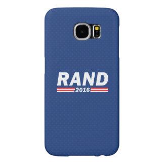 Rand 2016 (Rand Paul) Samsung Galaxy S6 Case