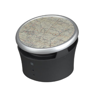 Rand McNally Official 1925 Auto Trails Bluetooth Speaker