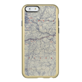 Rand McNally Official 1925 Auto Trails Map Incipio Feather® Shine iPhone 6 Case