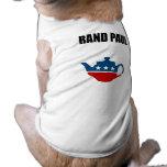 RAND PAUL 2010 PET SHIRT
