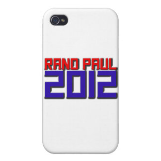 Rand Paul 2012 iPhone 4/4S Cover