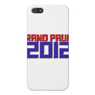 Rand Paul 2012 iPhone 5 Cover