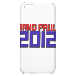 Rand Paul 2012 iPhone 5C Case