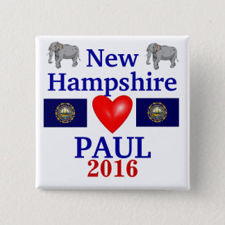 Rand Paul 2012 New Hampshire Button