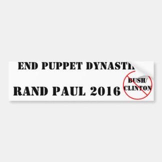 Rand Paul 2016 Pegatina Para Coche