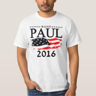 Rand Paul 2016 Camisas