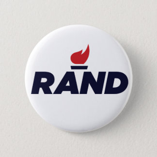 """Rand Paul 2016 Campaign Button - 2.25"""" Round"""