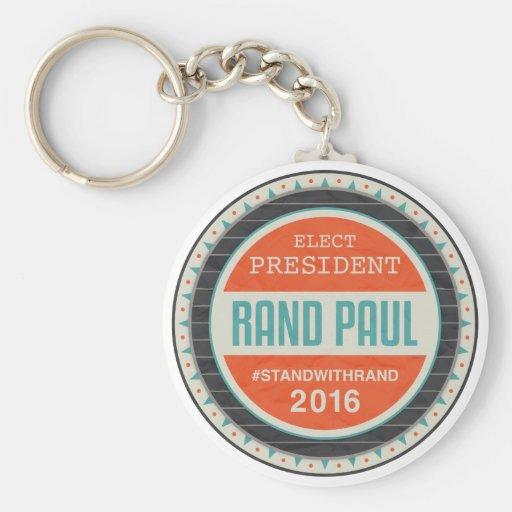 Rand Paul 2016 del voto Llavero