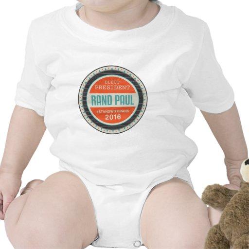 Rand Paul 2016 del voto Trajes De Bebé