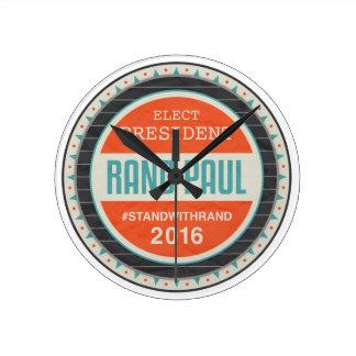 Rand Paul 2016 del voto Relojes