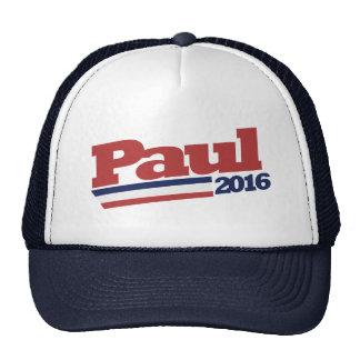 Rand Paul 2016 Mesh Hats
