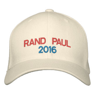 Rand Paul 2016 hat