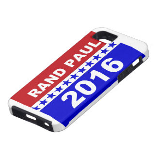 Rand Paul 2016 iPhone SE/5/5s Case